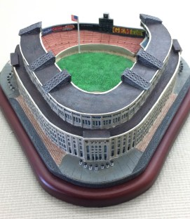 Danbury Mint Old Yankee Stadium Replica