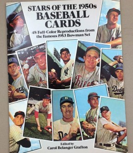 Stars of the 1950s Baseball Cards