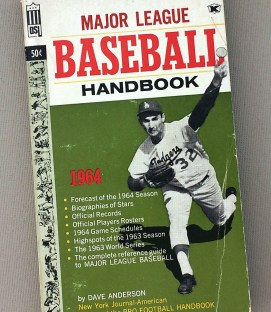 1964 Major League Baseball Handbook