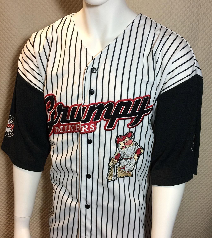 Grumpy Miners Disney Baseball Jersey - SportsHistoryCollectibles.com aa39bda8f4f