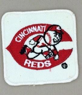 Cincinnati Reds Patch
