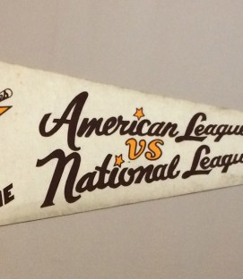 San Diego Padres 1978 All Star Pennant