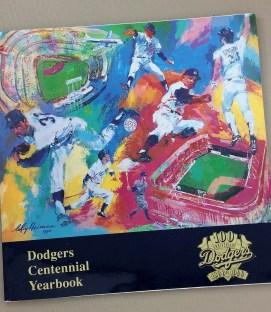 Dodgers Centennial Yearbook