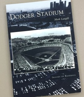 Dodger Stadium by Mark Langill