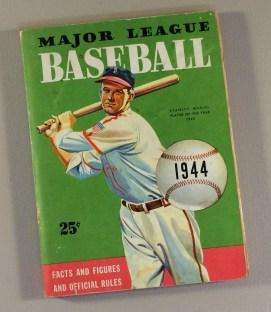 1944 Major League Baseball Facts
