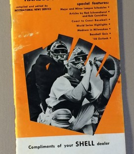 1958 Baseball Handbook