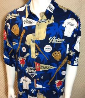 San Diego Padres Reyn Spooner Hawaiian Shirt