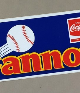 Calgary Cannons Bumper Sticker