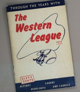 Through the years with the Western League