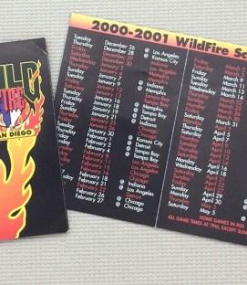 San Diego Wildfire Schedule