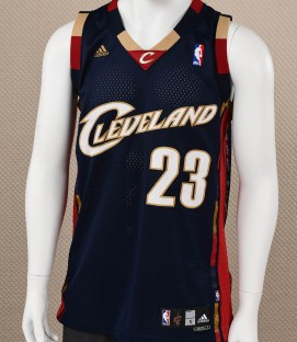 Cleveland Cavaliers LeBron James Jersey