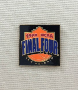 1998 Final Four Pin