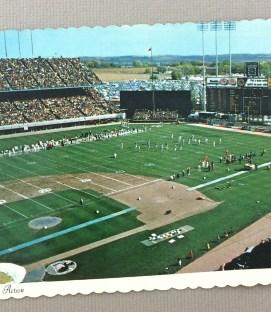 Metropolitan Stadium Postcard