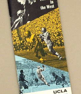 UCLA Bruins Football 1967 Media Guide