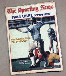 The Sporting News 1984 USFL Preview