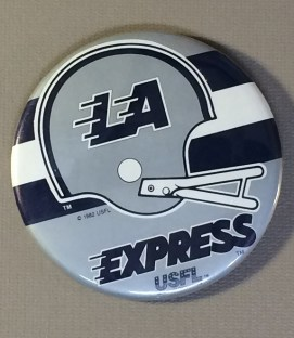 Los Angeles Express Team Button