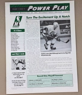 IHL Power Play Vol 1 Issue 15 1993