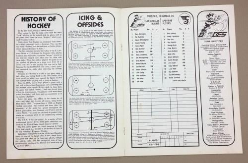 Los Angeles Blades, Spokane Flyers