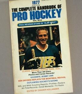 The Complete Handbook of Pro Hockey