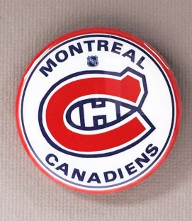 Montreal Canadiens Mini Button