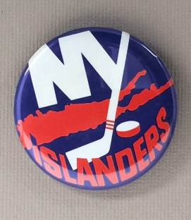 New York Islanders Mini Button