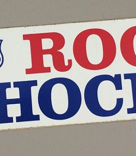 1970's Colorado Rockies Bumper Sticker
