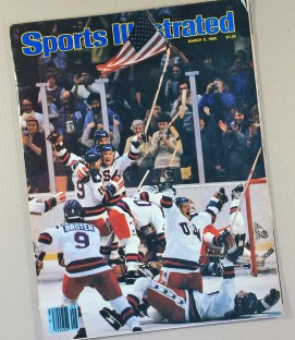 Miracle on Ice 1980 Sports Illustrated