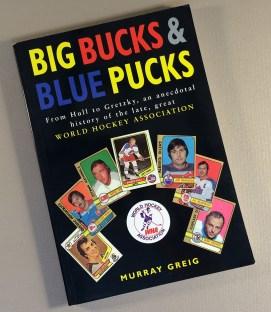 Big Bucks Blue Pucks Murray Greig