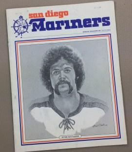 San Diego Mariners vs Quebec Nordiques