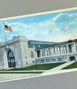 Naval Academy Gym