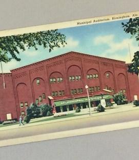 Municipal Auditorium, Birmingham