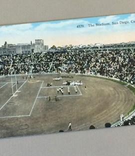 1923 Balboa Stadium San Diego