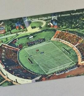 Denny Stadium, Tuscaloosa