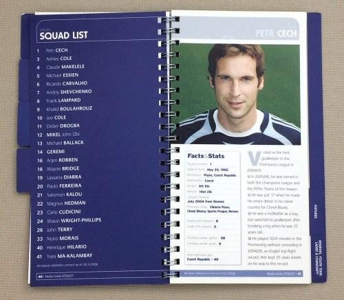 Chelsea, Peter Cech