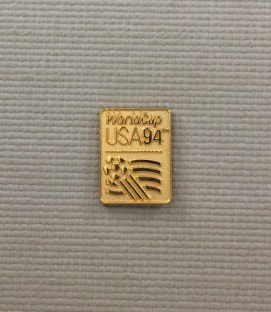 World Cup '94 Brass Logo Pin