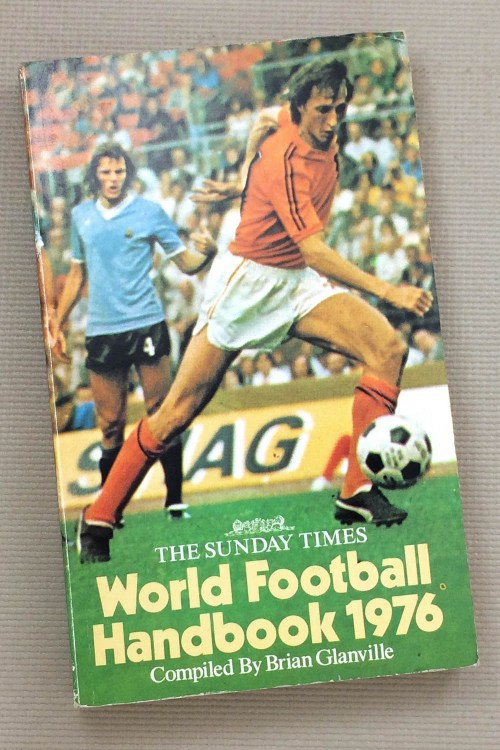 World Football handbook 1976