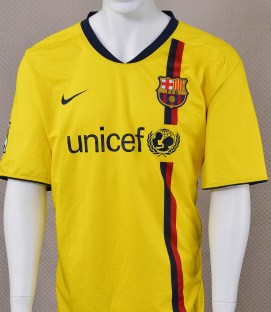 FC Barcelona Champions League Jersey