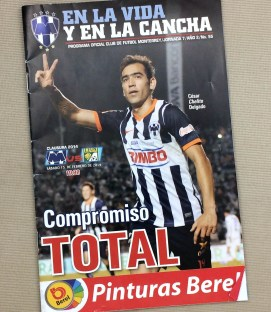 Monterrey Rayados 2014 Program