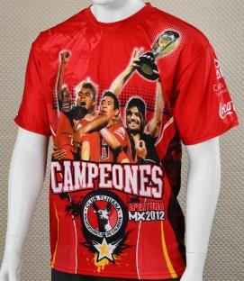Tijuana Xolos 2012 Campeones