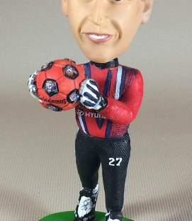 San Diego Sockers Victor Nogueira Bobblehead