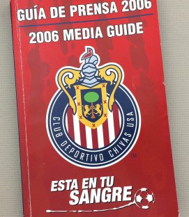 Chivas USA 2006 Media Guide