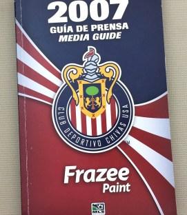 Chivas USA 2007 Media Guide
