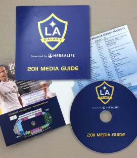 Los Angeles Galaxy 2011