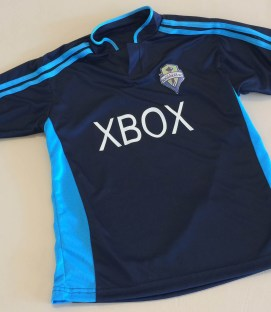 Seattle Sounders Blue Jersey