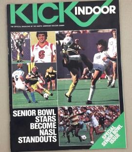 Earthquakes Sockers 1981 Program