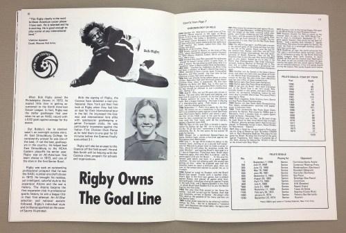 Bob Rigby, New York Cosmos