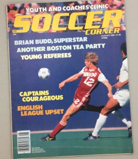 Soccer Corner Magazine August 1978