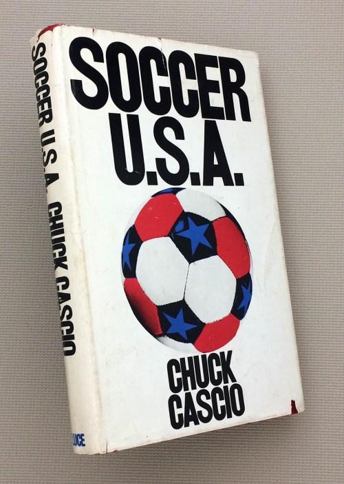Soccer U.S.A. by Chuck Cascio