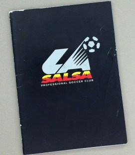 Los Angeles Salsa 1993 Program