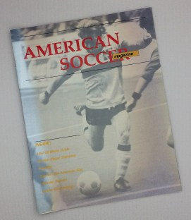 American Indoor Soccer Association 1986-87 Media Guide